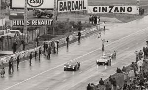 Legendarna trostruka pobjeda GT-40 1966. u Le Mansu