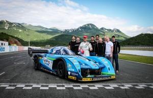 Tajima motors Team Powered by Rimac