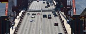 U čast Justina Willsona, vozači Indija prešli su preko Golden gatea u San Franciscu