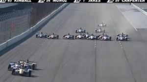 Neviđeno u F1 i ostalim utrkama: čak sedam auti u istom redu pri oko 280 km/h..