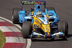 Fernando Alonso je svoja dva naslova osvojio u Renultu