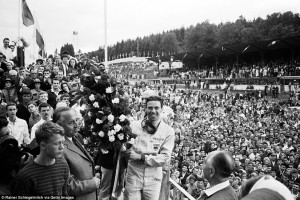 Jimmy Clark je bio vladar Spa s četiri pobjede od 1962. do 66. s Lotusom Colina Champmana.. Zbog Spa je i postao jedan od najboljih svih vremena. Elegancija i super brzina u izvedbi i kao takav nedostižan za konkurenciju
