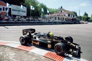 Clarkov primat preuzeo je Ayrton Sennas pet pobjeda. Kako je Spa izrazito vozačka staza, nije dugo trebaloda se Ayrtonovo umjeće pokaže u punom svjetlu.