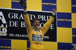 Nakon Clarka i Senne na redu je bio Michaerl Schumacher s čak šest pobjeda. Michael je posebno vezan za Spa. Prva utrka, prva pobjeda..Schumacherovo rodno mjesto Kerpen je nedaleko Spa preko njemačke granice..