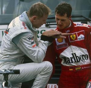 Jedan od najpoznatijih trenutaka Spa je preticanje Mike Hakkinena  (uz pomoć Zonte) 2000.nad Schumacherom. Nakon utrke, Mika je potanko objasnio kako je to učinio...