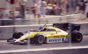 Krajem 70- turbo Renault je bio senzacija