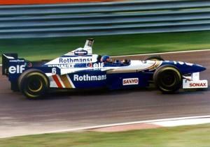 Legenradna kombinacija: Williams i Renault