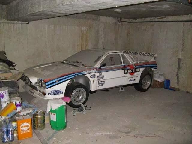 Još jedan reli kralj. Lancia Stratos i predivna vremena Sandra Munarija & co. I ovaj je ljepotan u još dobrom stanju..