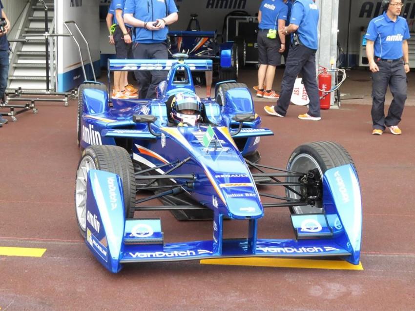 Formula E ponovo na startu. Snimio: Nediljko Matejaš