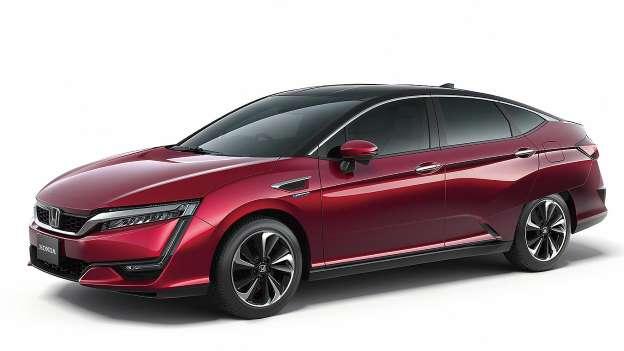 Honda FCV. Nema dosta papira da se popiše sve što donosi ovaj ljepotan. Strašna konkurencija evropskim autima. Top japanske industrije.