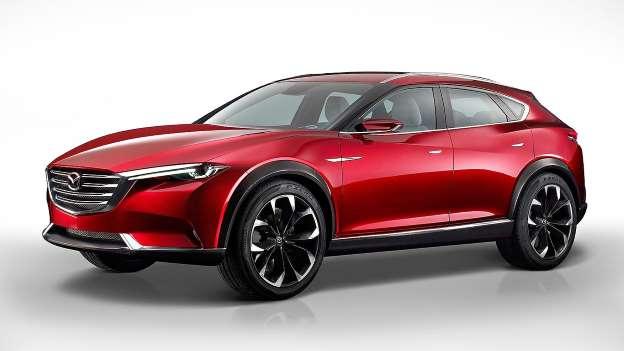 Mazda Koeru za obitelj, prvi se puta pojavljuje u Tokyu.