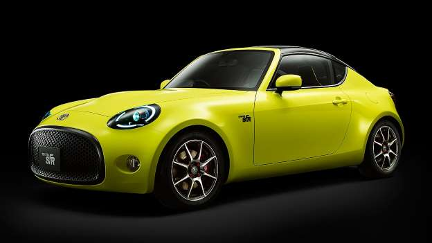 Toyota S-FR bit će jedan od zvijezda tokijškog sajma.