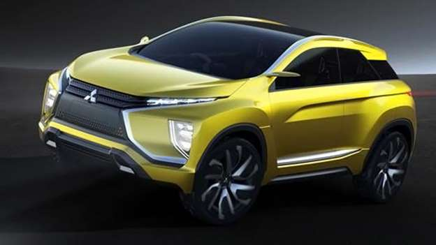 Mitshubishi EX concept je još jedan dokaz da SUV može biti električan.
