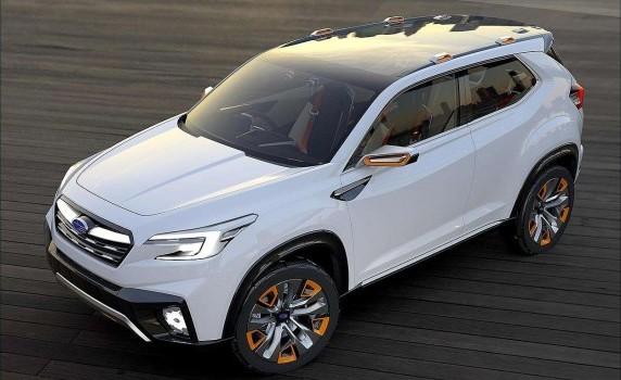 Subaru Viziv, novi crossover trebao bi potući konkurenciju..