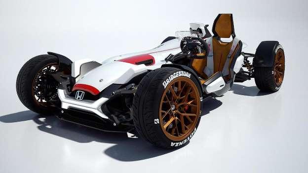Honda project 2&4 je već viđen u Frankfurtu a pojavljivanje u Tokyu najavljuje serijsku proizvodnju.
