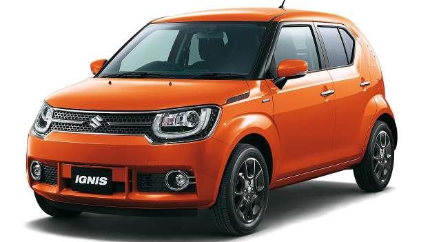 Suzuki Ignis concept. Novi model koji se dobro prodavao u cijelom svijetu.