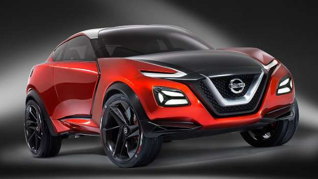 Nissan Gripz concept je također već viđen u Frankfurtu