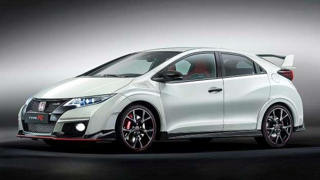 Honda Civic type R je hatch koji že se izrađivati u Engleskoj s namjerom da pokori svijet.