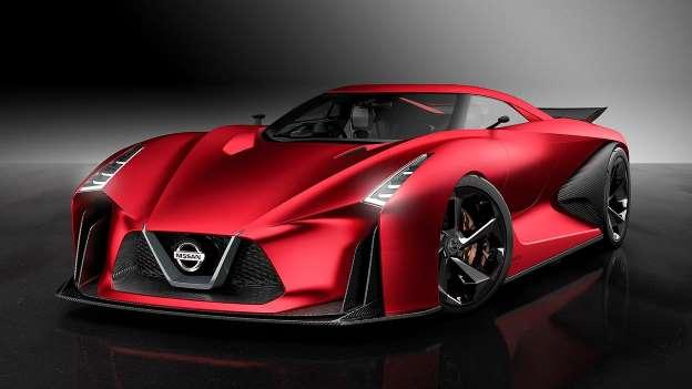 NIssan concept 2020 GT je vjerojatno novi GT-R