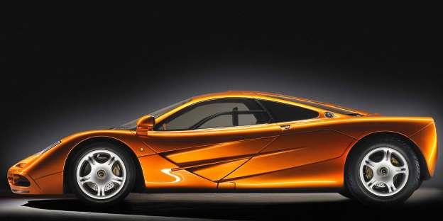 McLaren F1. Ako McLaren daje nečemu oznaku F1, onda to znači: 391 km/h