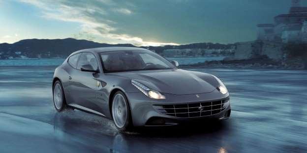 Ferrari FF može isto kao i kolega: 334.7