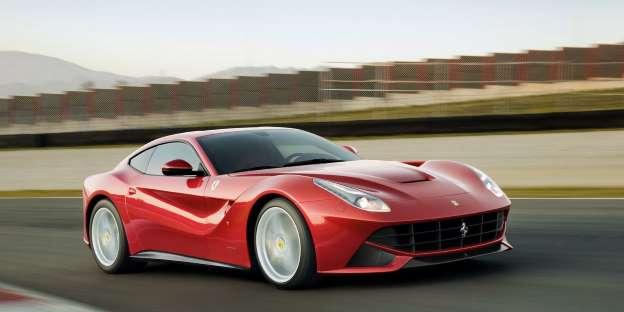 Ferrari F12 Berlinetta. (Propetog) konja za utrku ima i Maranello: 339.5