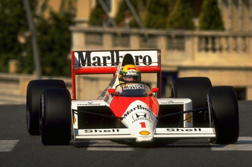 McLaren MP4/5. Svijet je njemu pripadao na kraju 80-ih i početkom 90-ih. Crveno bijela jednostavna boja Marlboroa bila je funkcionalna i prepoznatljiva za sva vremena. Vozači ? Ayrton Senna i Alain Prost. Treba li reći nešto više.
