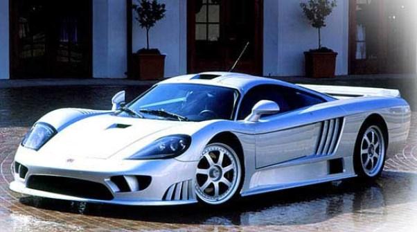 Saleen S7 TT može 339.1 km/h.