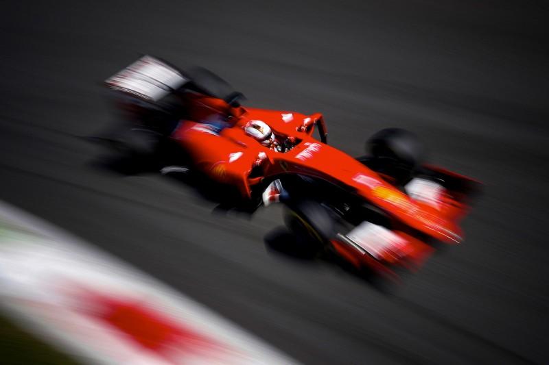 Pregled sezone Formule 1