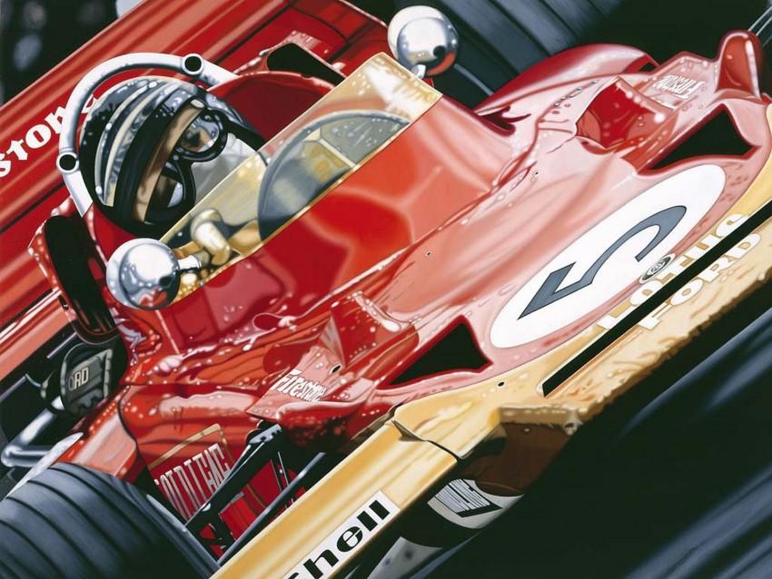 Jochen Rindt je za Lotus posthumno postao svjetski prvak