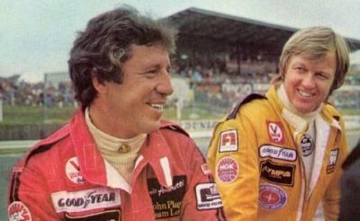 Nepobjediv dvojac krajem 70-ih: Motovunac Mario Andretti i Ronnie