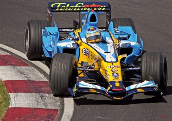 Renaultov povratak u formulu